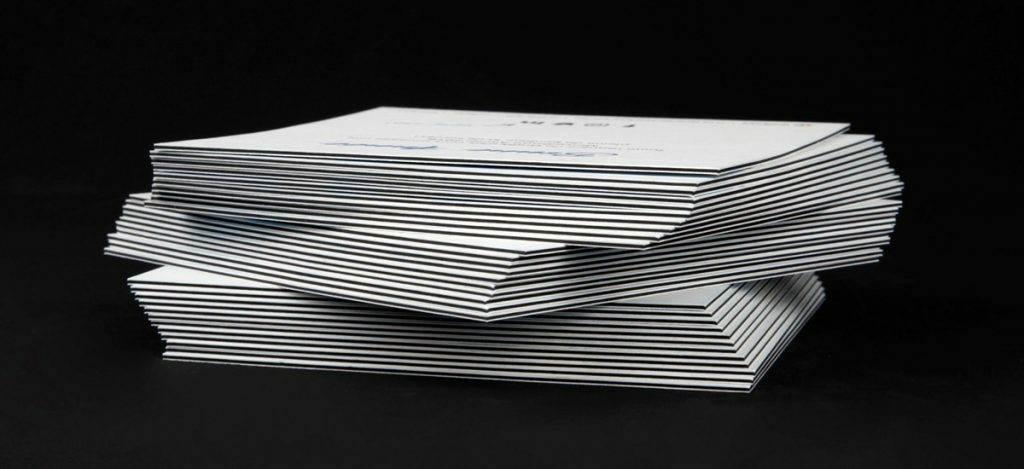 papier haut de gamme slice paper
