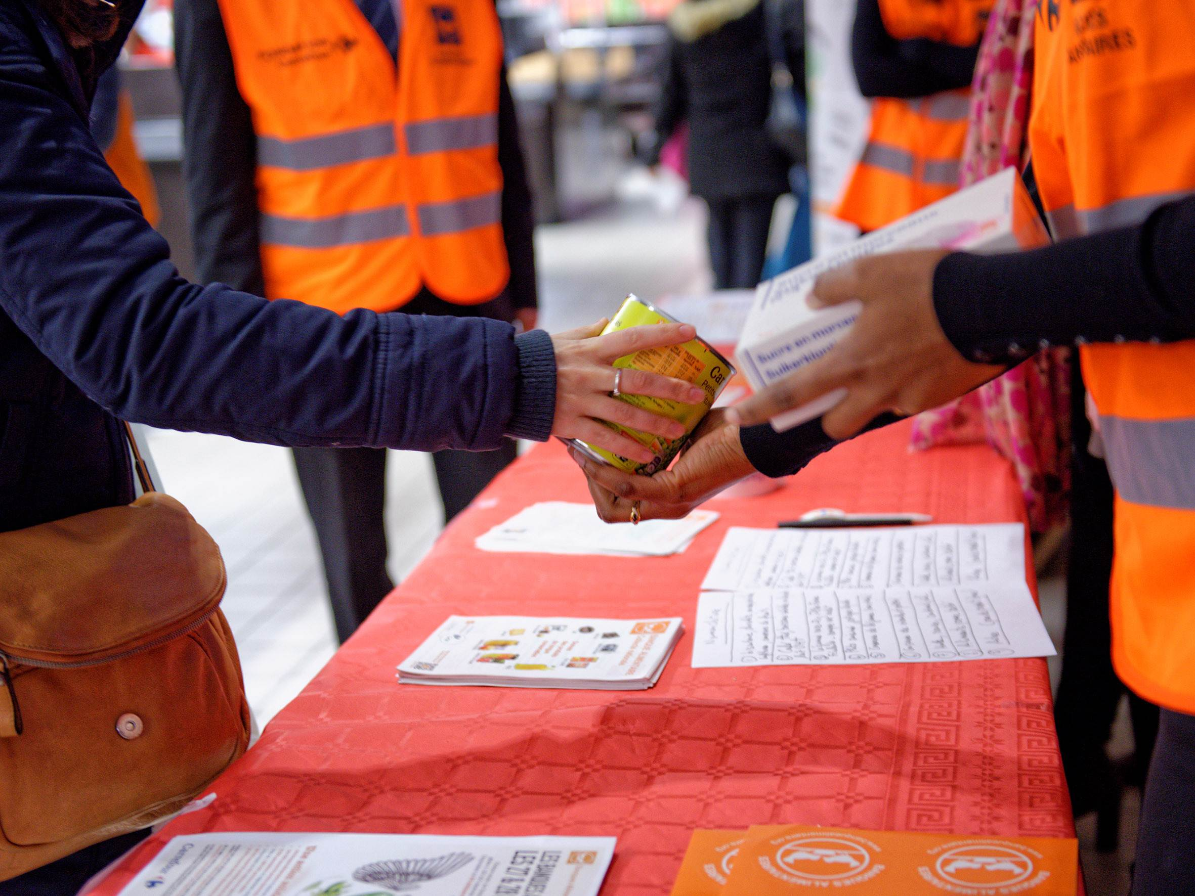 Banques Alimentaires 2015