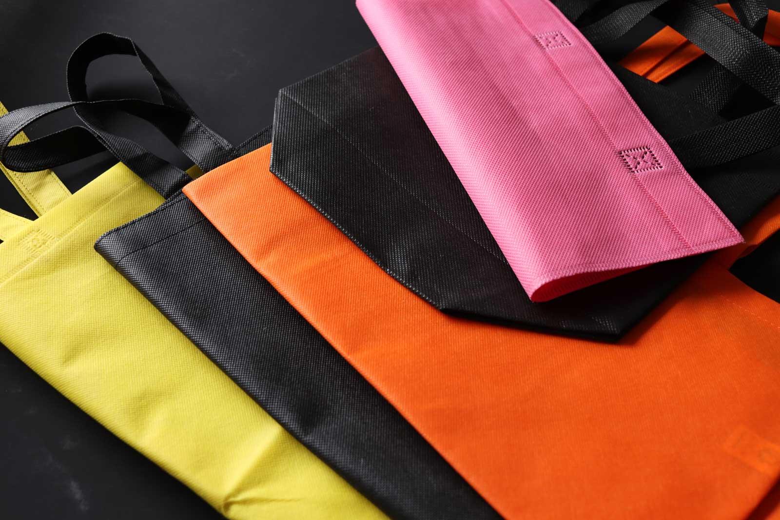 tote bag couleurs